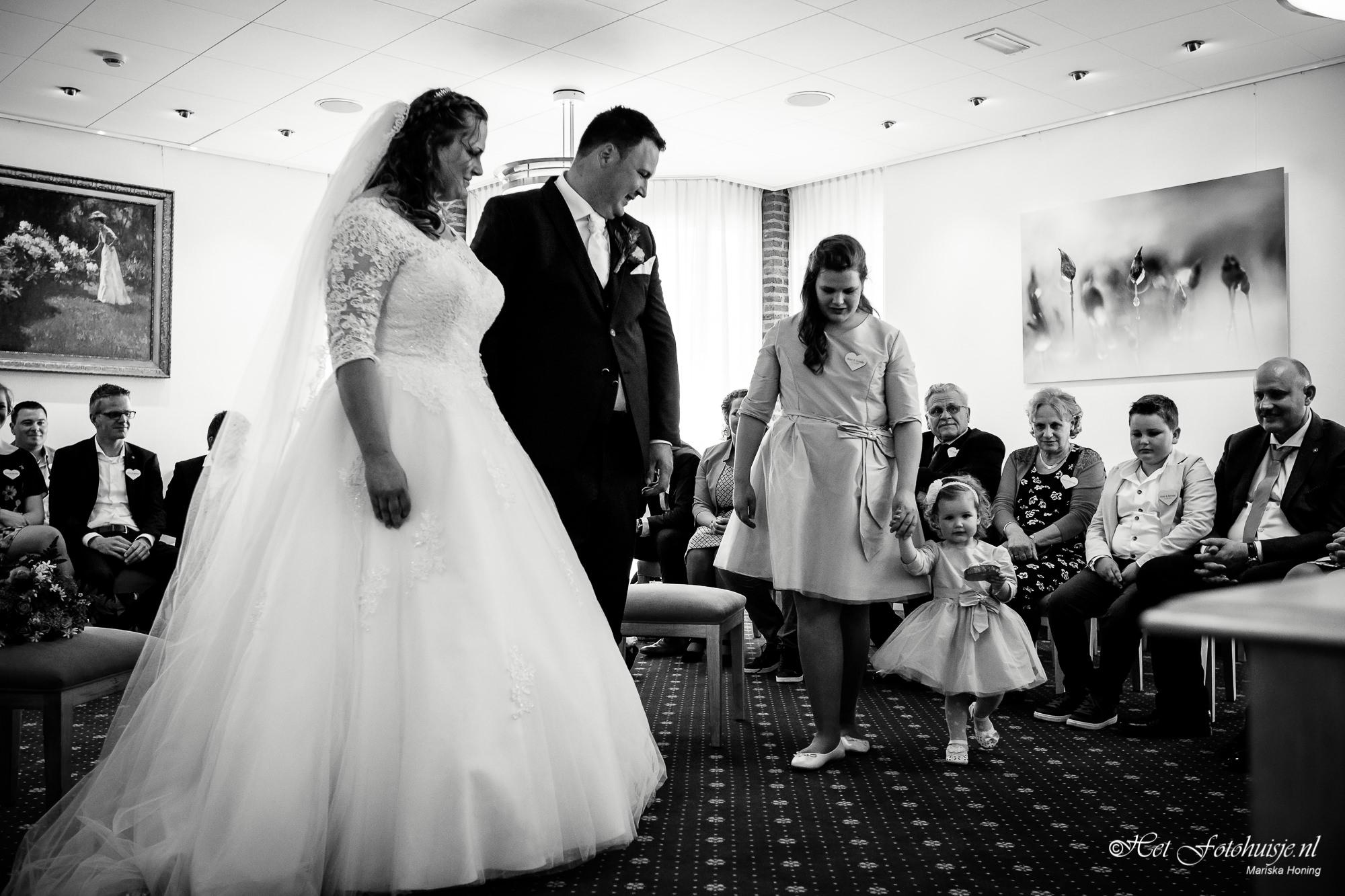 Bruiloft Berlinda en Arjen