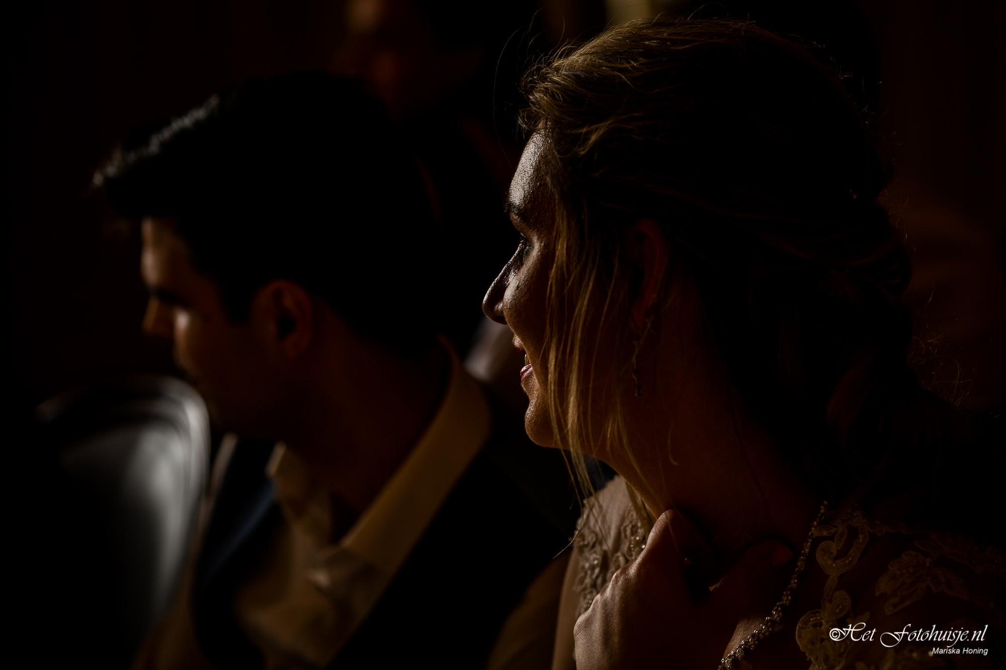 De prachtige bruiloft van Carmen en Dennis