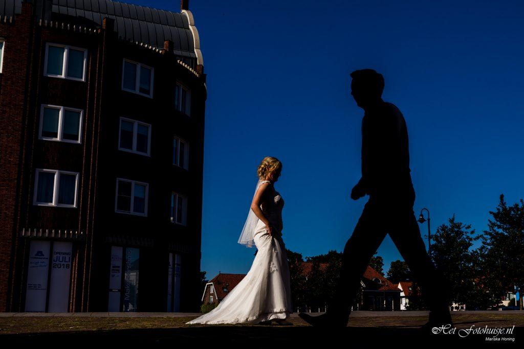 Het prachtige huwelijk van Elvera en Nico