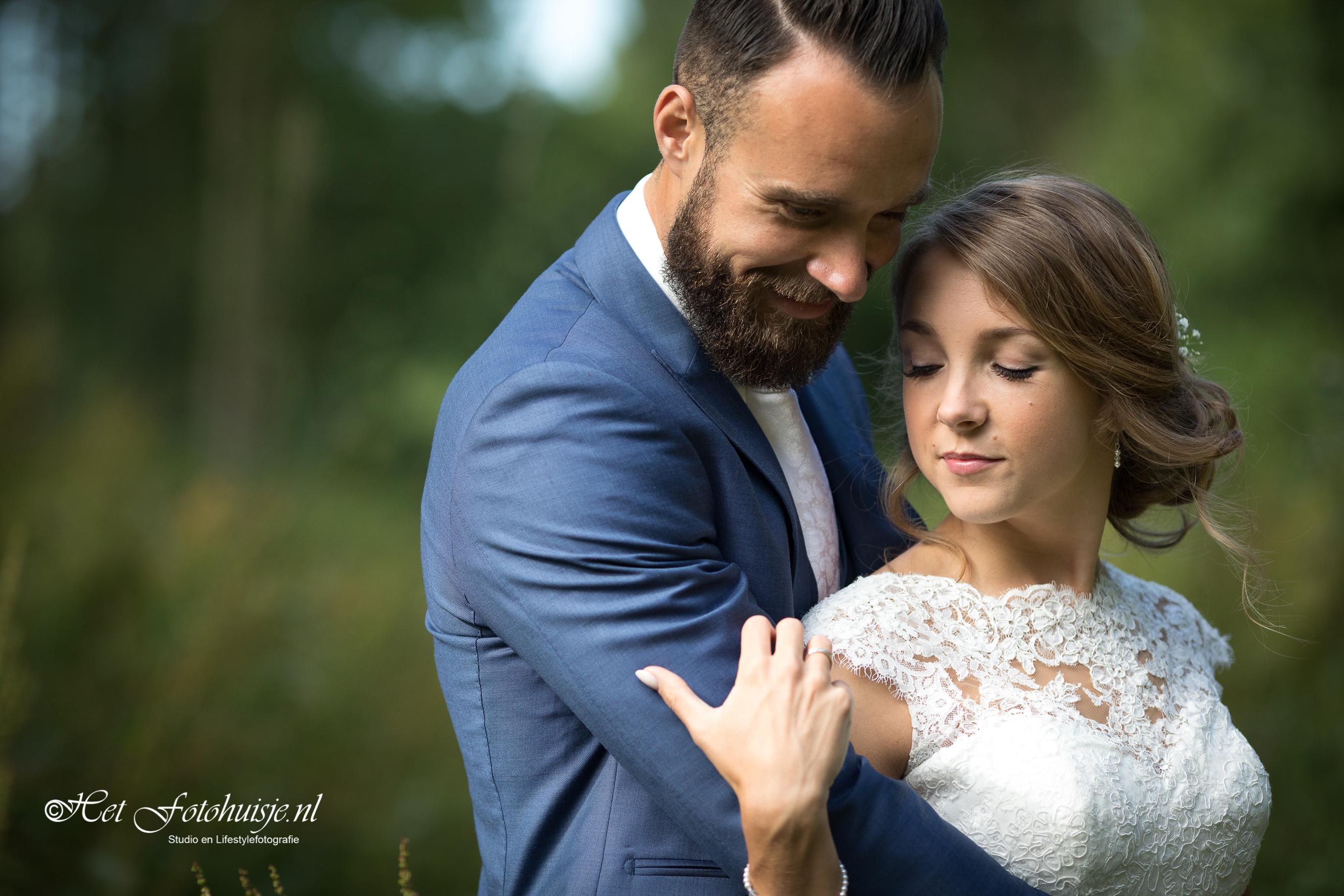 Bruiloft Dennis en Mariska 28-06-2017 Dronten