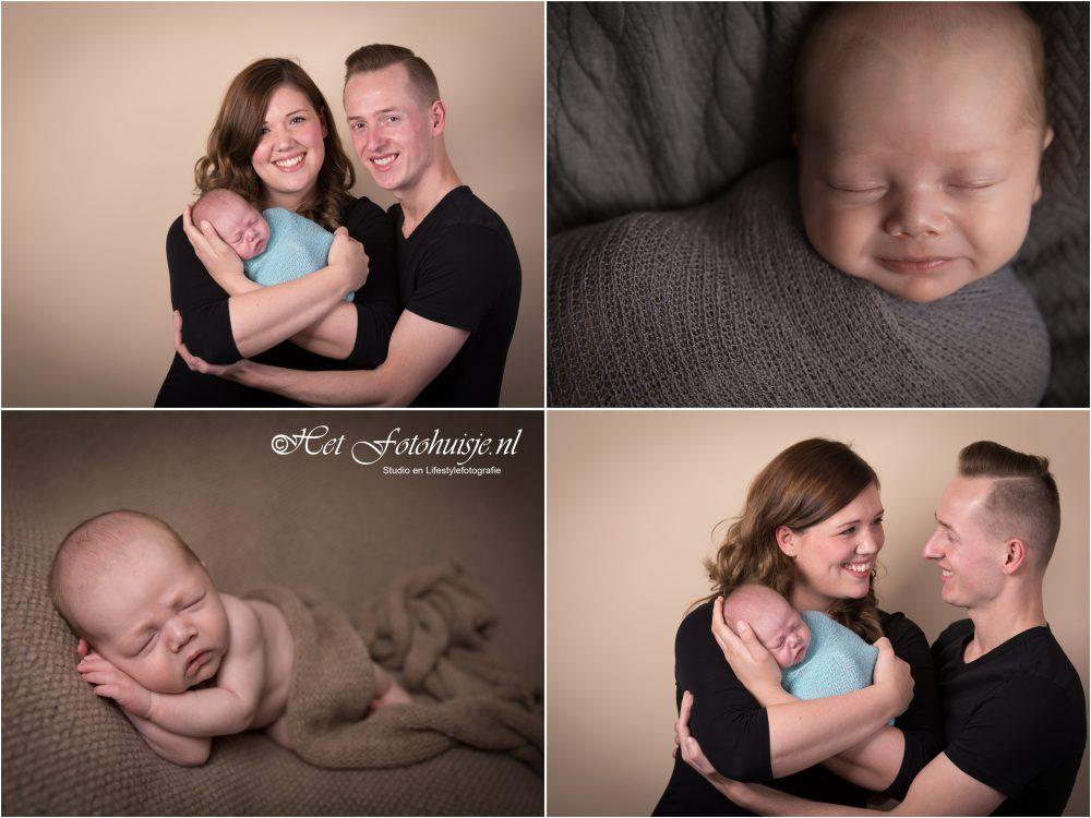 Newbornshoot Newbornfotografie