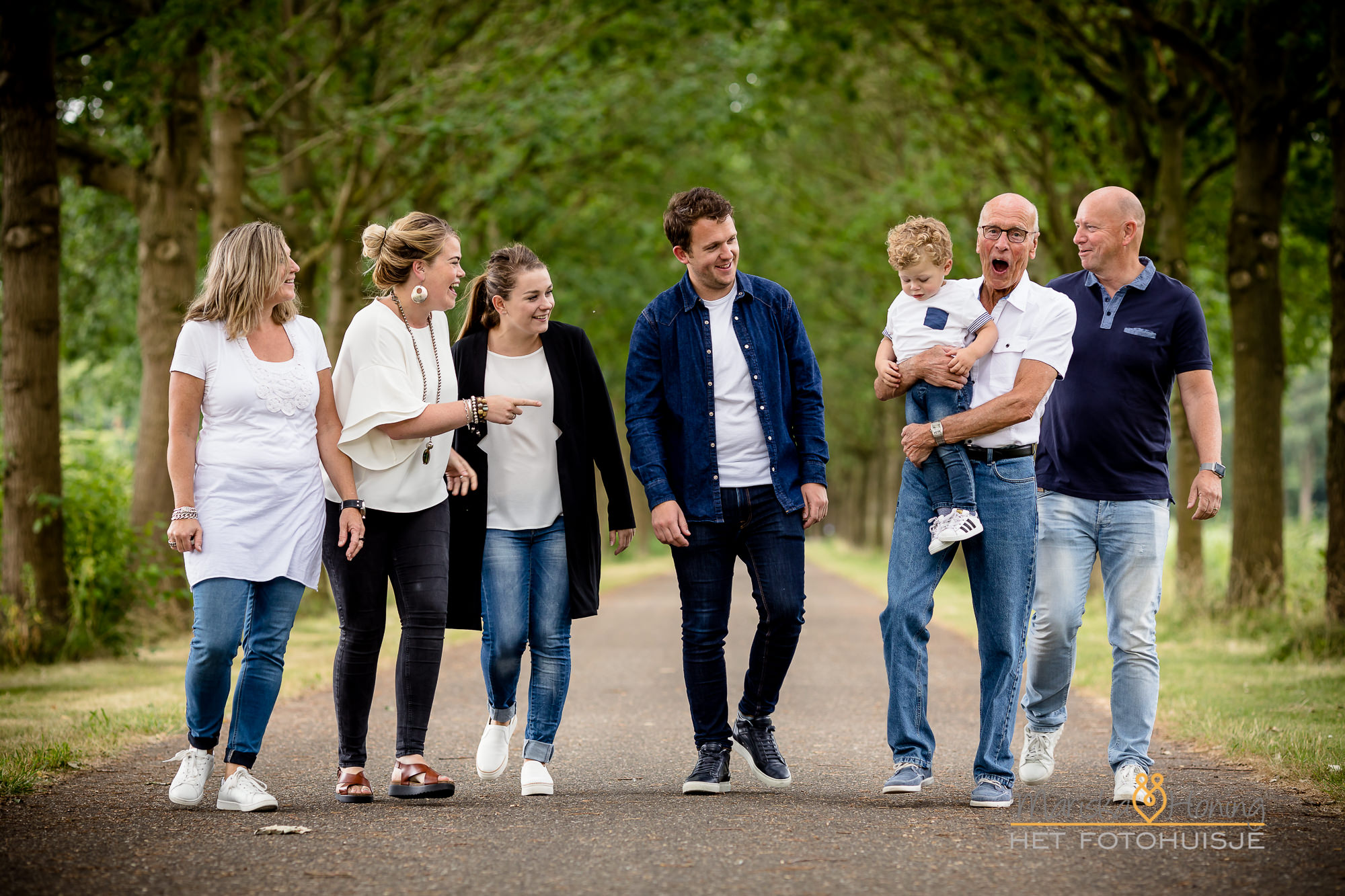 Gezin familie flevoland lelystad