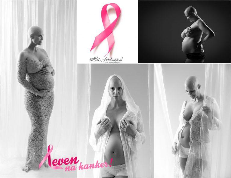 Zwanger en Kanker een heftige periode