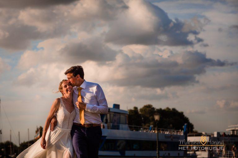 Bruiloft van Jelle en Heleen