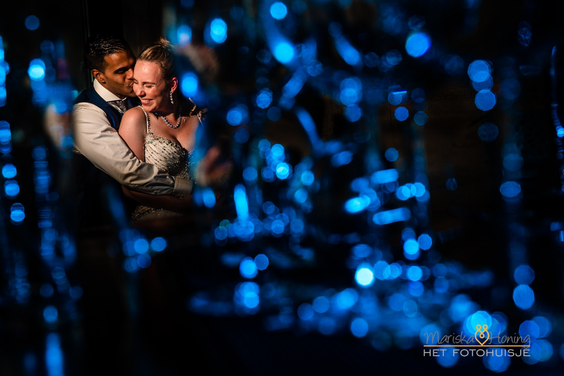 Bruiloft Lindy en Paolo