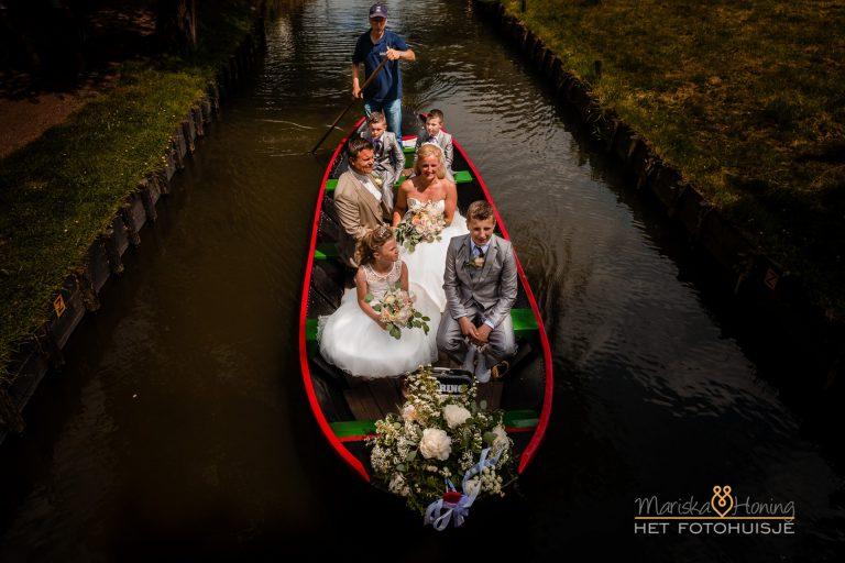 Bruiloft Yvette en Tim