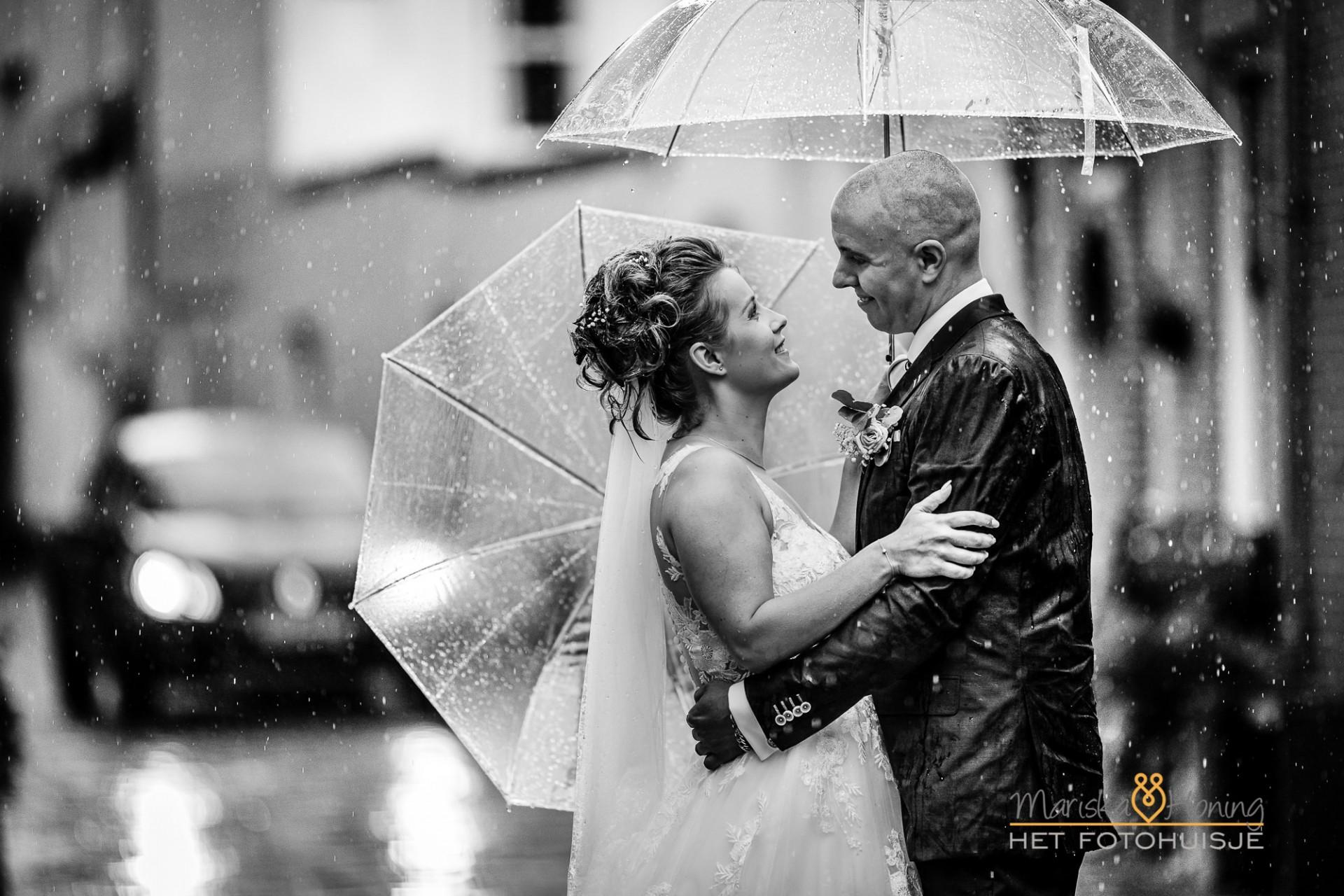 Bruiloft van Natalie en Jeroen