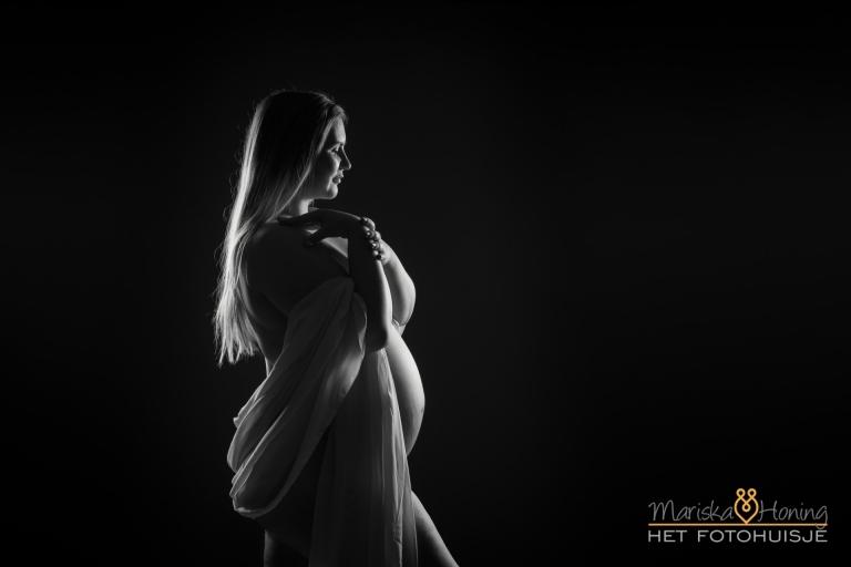 Zwangershoot van Lizzy